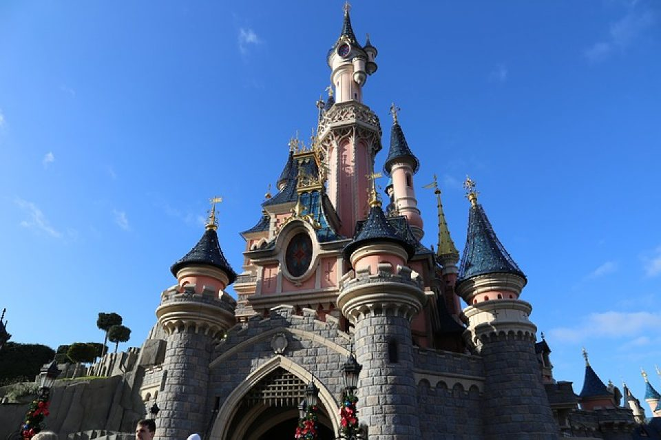 Disney Airport 70km from Disneyland Paris