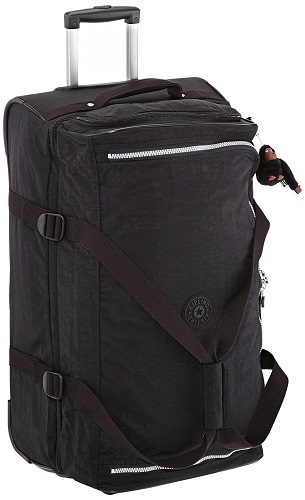 Kipling Teagan bag suitcase mix