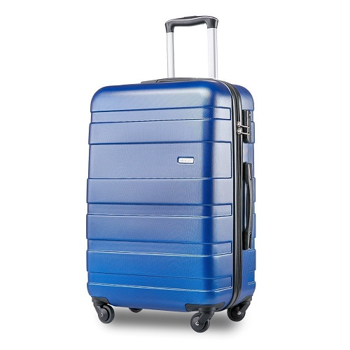 Merax Low Priced Hard Shell Suitcase