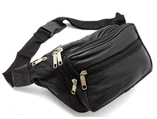ODS Leather Bum Bag