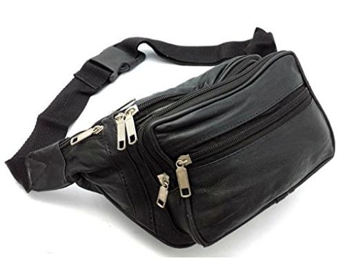 ODS Leather Bum Bag