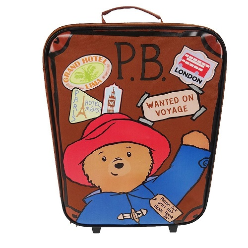 Paddington Bear Children's Suitcase