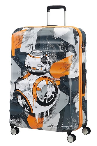 Star Wars Suitcase Wavebreaker