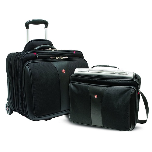 Wenger Patriot Business Hand Luggage Set