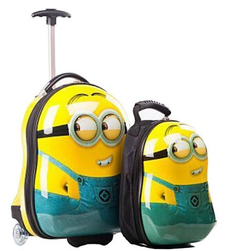 Minions Luggage for Children