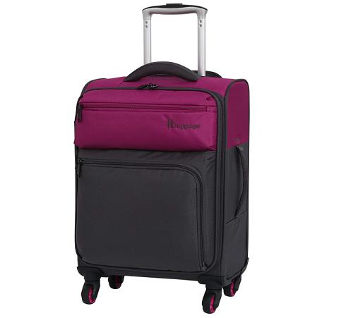 IT Duotone smart hand luggage