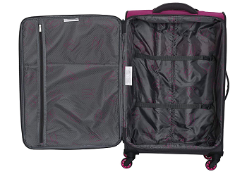 IT Hand Luggage Duotone Open