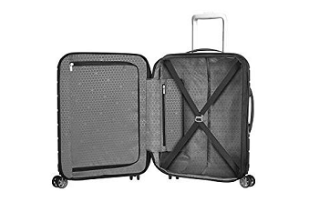 Flux Samsonite Inside View