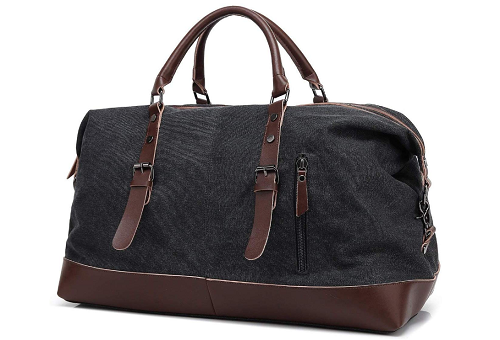 Quality Canvas Weekend Bag