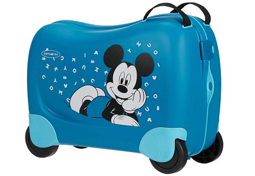 Mickey Mouse Suitcase Samsonite