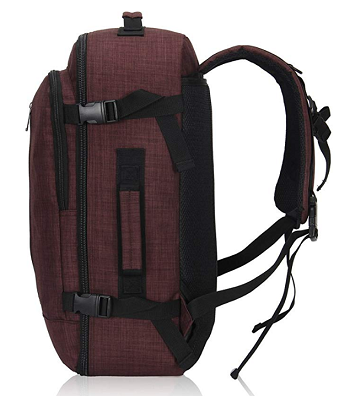 Side View Veevan Backpack