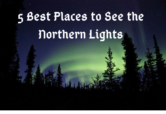 See Northern Lights