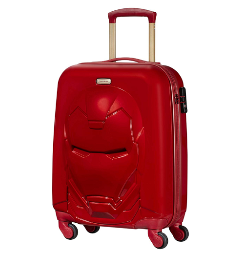 Iron Man Suitcase Review