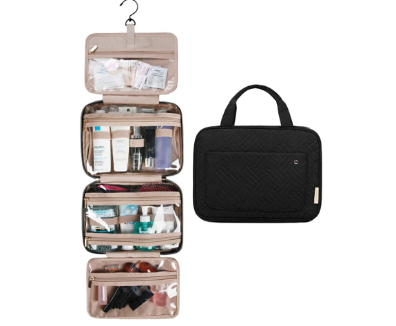 Best Bathroom Bag with Compartments