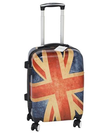 British Flag Carry On