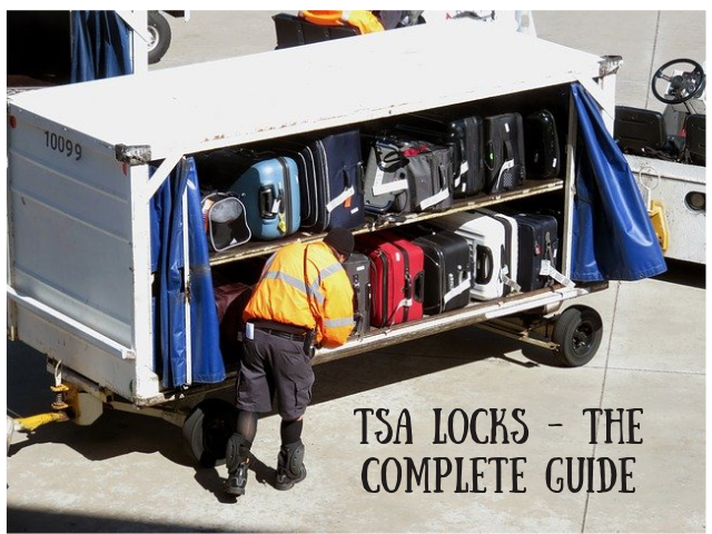 TSA Locks Guide