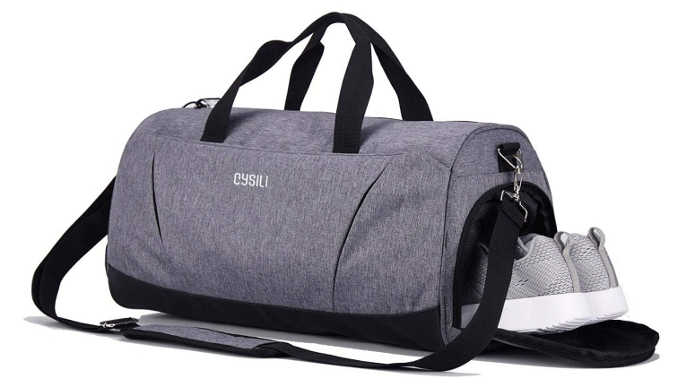 Bonclare gym bag with shoe compartment