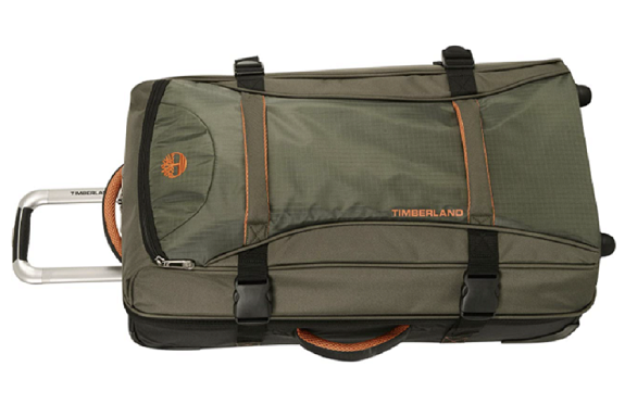 Timberland Duffel Bag with Wheels