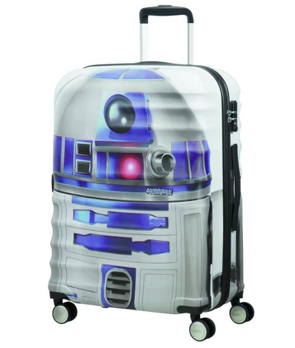 R2D2 Suitcase Review