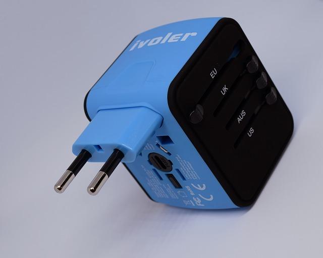 Barcelona Plug Adaptor