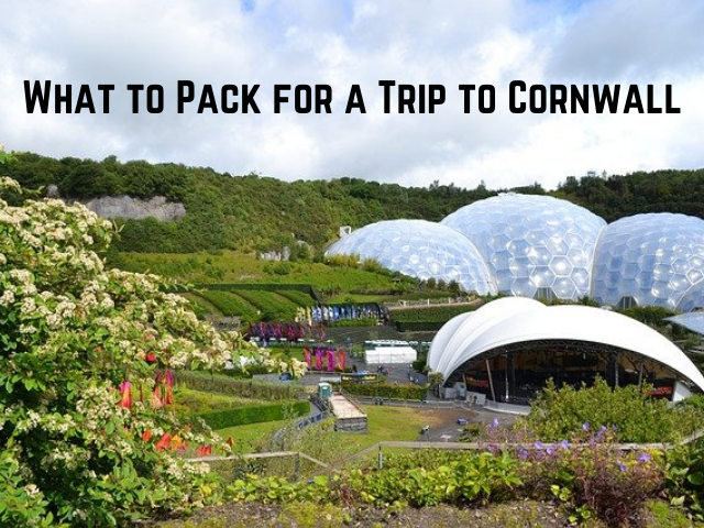 What to pack for a trip to cornwall