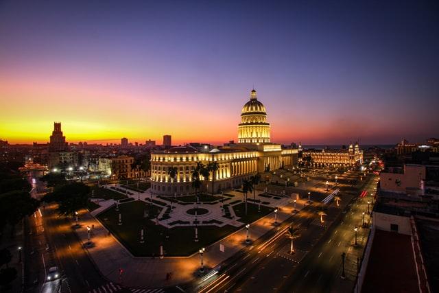 Capitol Building in Havanna